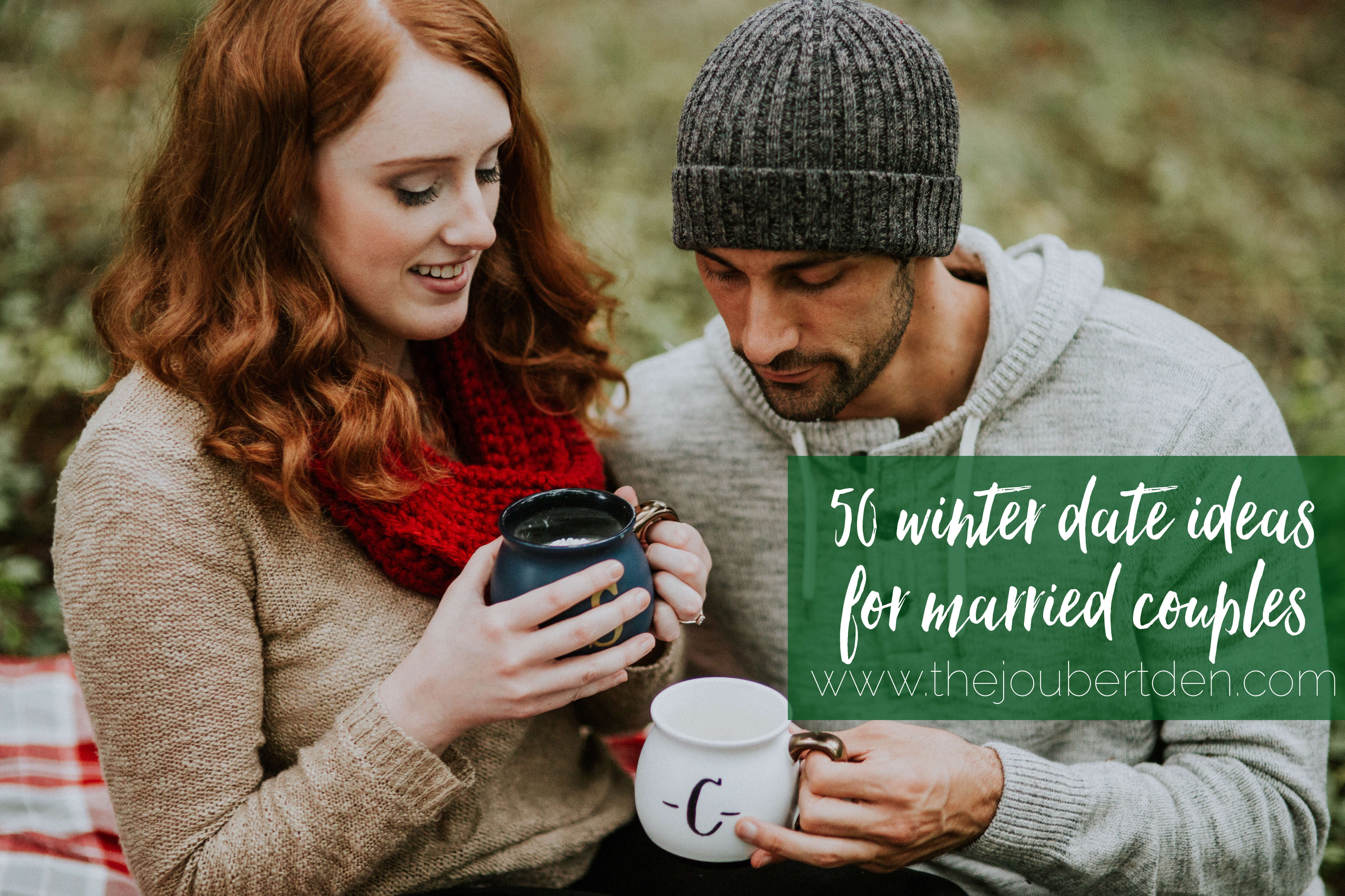50 winter & Christmas date ideas for married couples - The